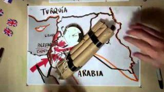Conflicto de Siria (Historia al 2015)